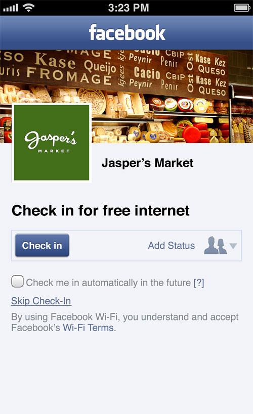 FB Wi-Fi